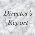 Director's newsletter graphic